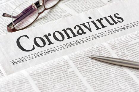 Pressemitteilung Corona
