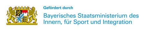 Foerdermarke StMI Bayr. Staatsministerium für Sport, und Integration