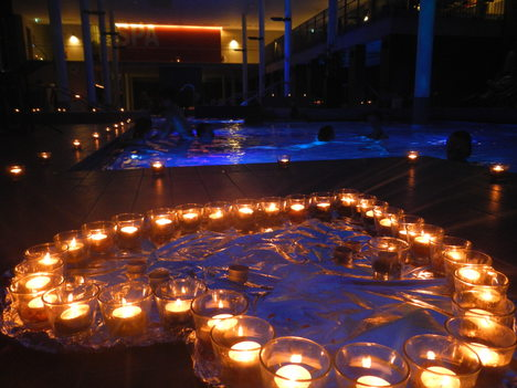 Candlelight Konzert Wonnemar Marktheidenfeld