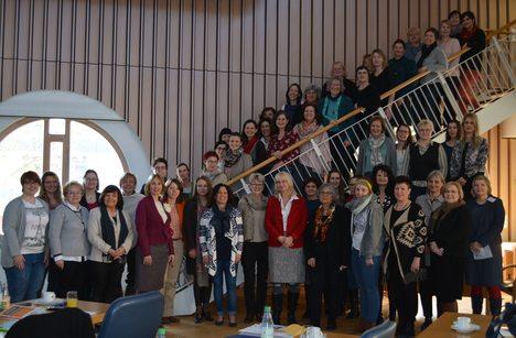 Mentoring-Programm Frauen in Parlamente (5)