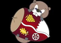 Main-Spessart_Familienmesse_Biber_Logo_Reinzeichnung