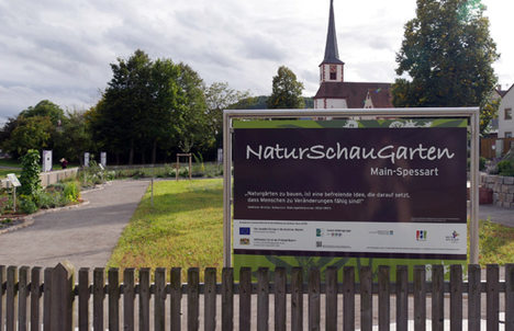 Naturschaugarten