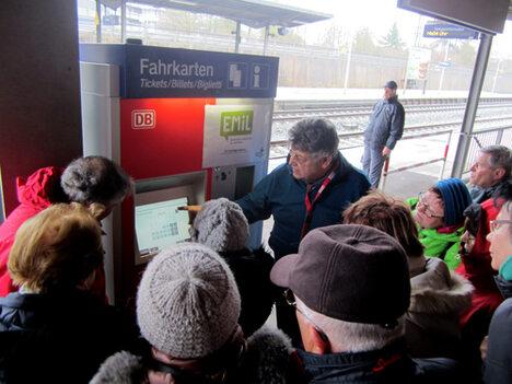 Fahrkartenautomatenhilfe
