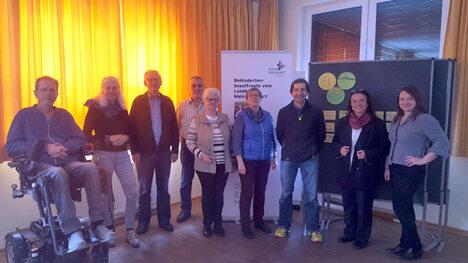 Seminar Gemeindliche Behindertenbeauftragte