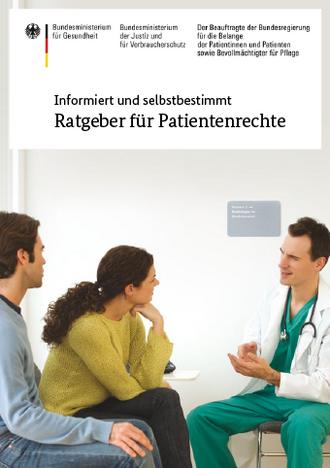 Ratgeber für Patientenrechte