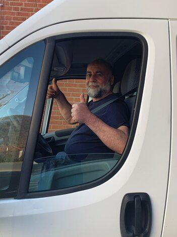 Fahrdienst für die Senioren des Kreisseniorenzentrums Gemünden
