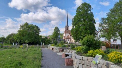 Naturschaugarten Himmelstadt