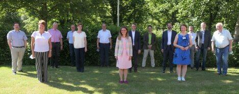Gruppenbild Grermienmitglieder_Foto A.Gries