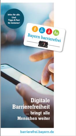 Flyer_Digitale Barrierefreiheit