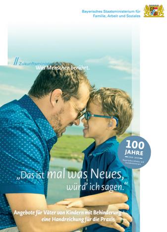 Angebot für Väter mit Kindern mit Behinderung