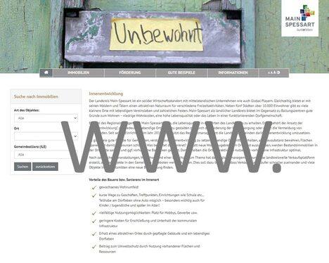 Immobilienbörse WWW