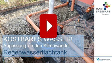 Video Flachwassertank