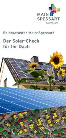 Titel Solardachkataster