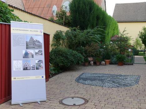 Innenhof Anwesen Turmstraße