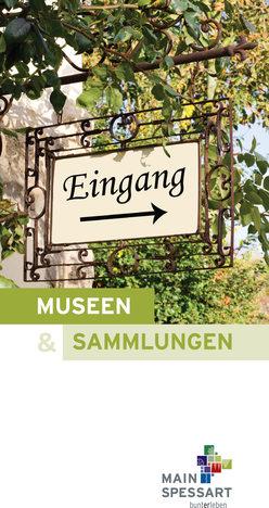 Titelbild Broschüre Museen und Sammlungen