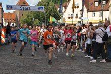 Kirchweih- und Heimatfest Gemünden Stadtlauf