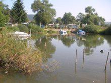 Campingplatz Mainufer Lohr Bootsanleger
